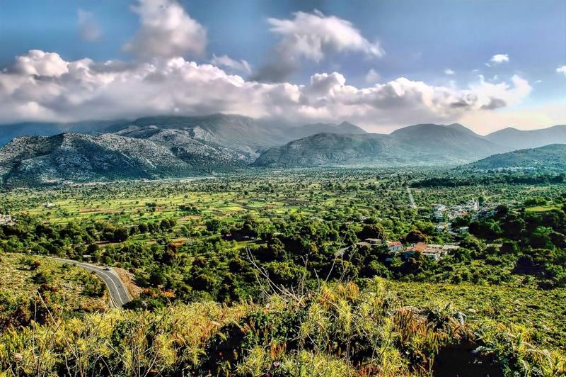 Плато Лассити, Крит