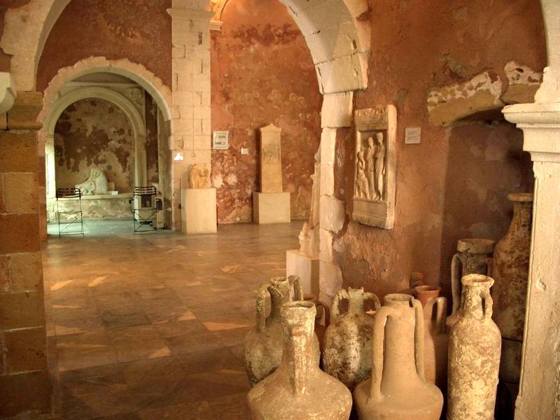Археологический музей Айос Николас