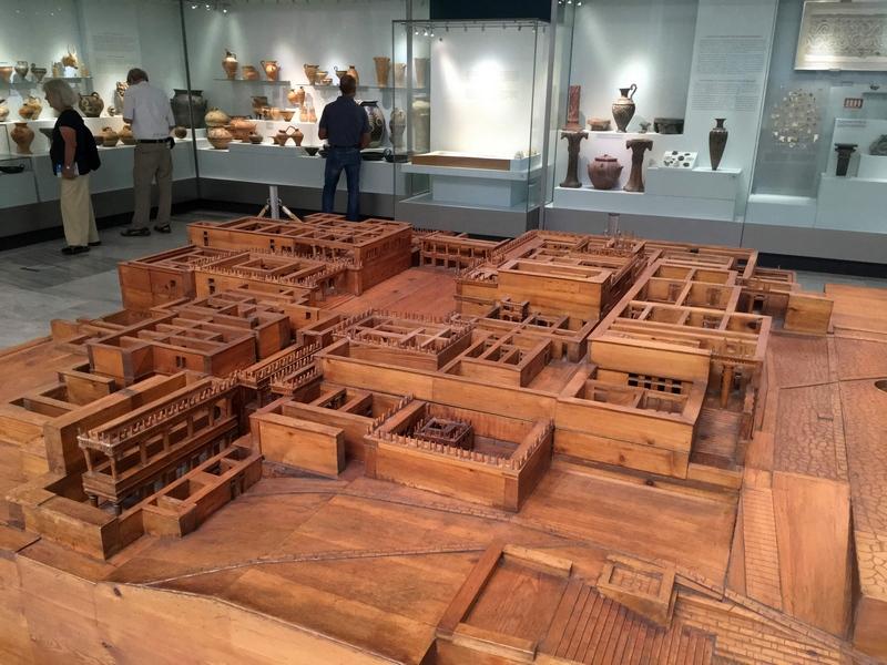 Музей Археологии Крита в Ираклионе