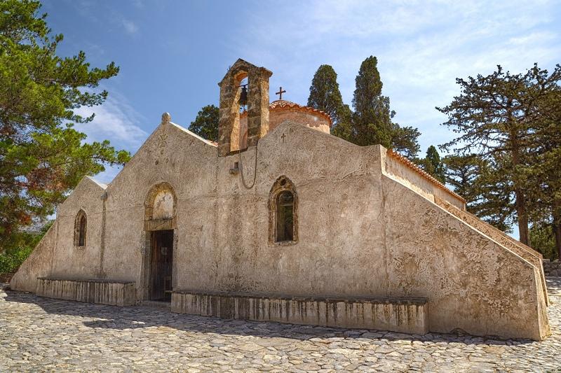 Церковь Панагия Кера в Критсе, Айос-Николаос