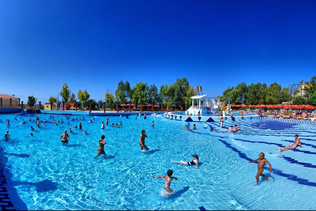 Аквапарк Water City, Ираклион, Крит