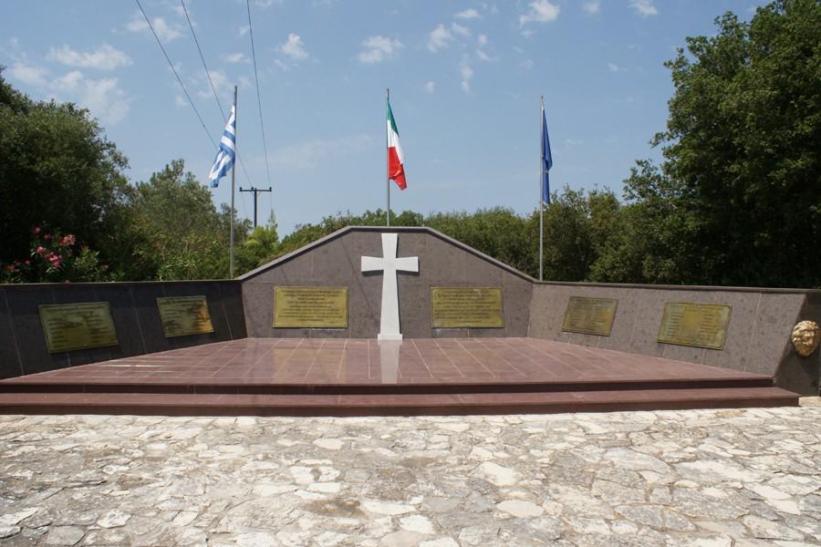 Мемориал Акви в Кефалонии