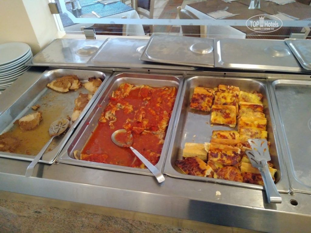 Cosman Hotel 3*, питание в отеле