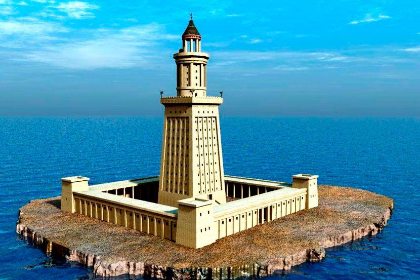 Египетский маяк