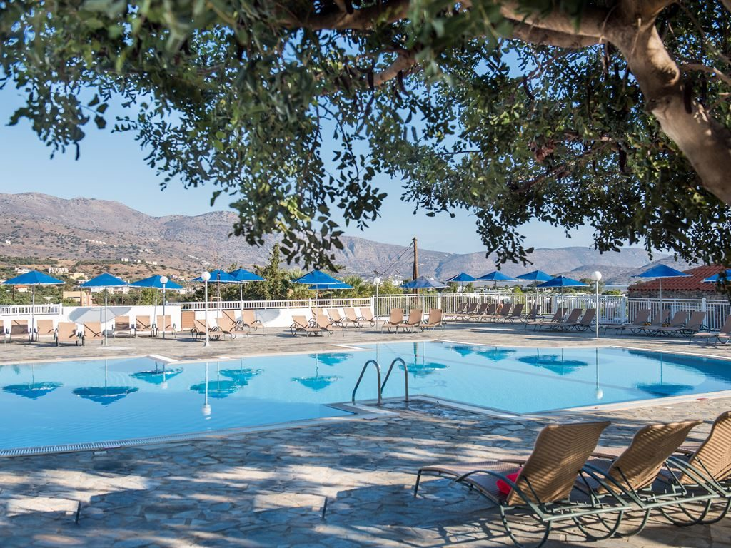 Elounda Breeze Resort 4*, бассейн