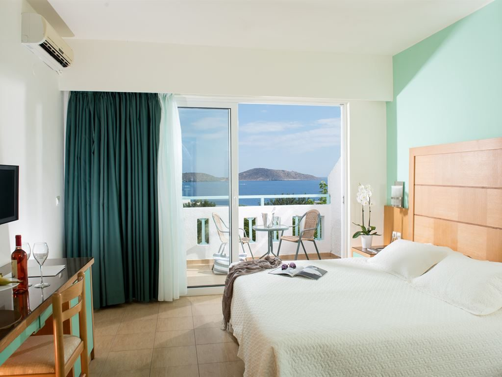Номер отеля Elounda Breeze Resort 4*, Крит, Лассити