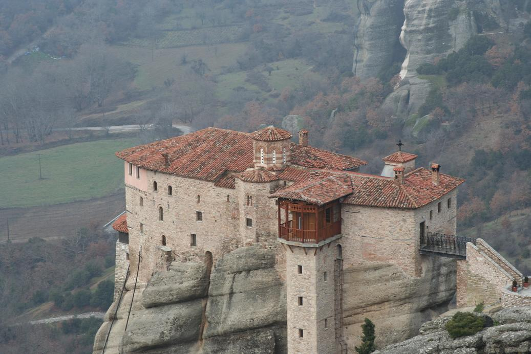 Монастырь Русану, или Святой Варвары