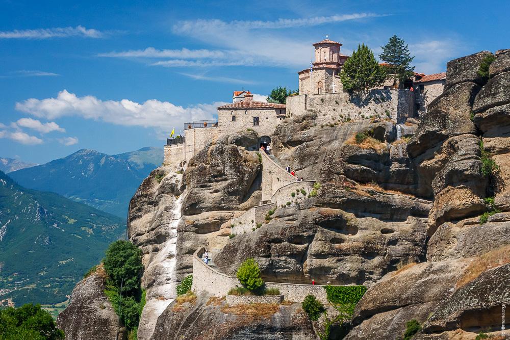 Монастырь Варлаама, или Всех Святых