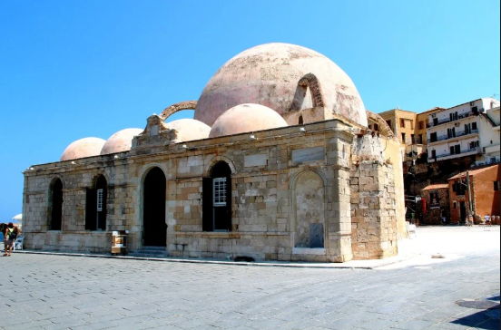 Мечеть Янычаров