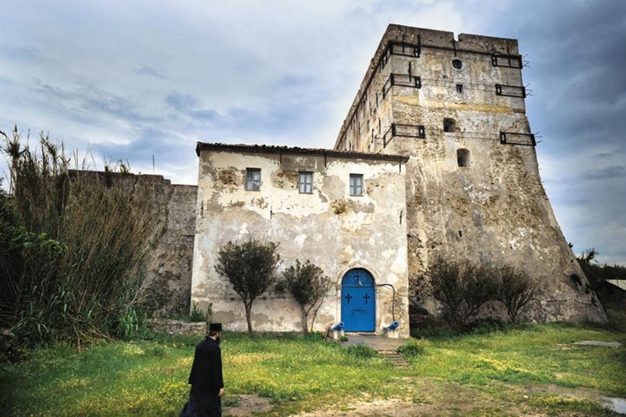 Монастырь на Строфадах, Закинф