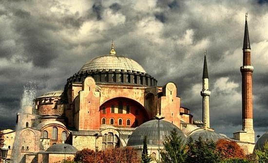 Церковь Святой Софии