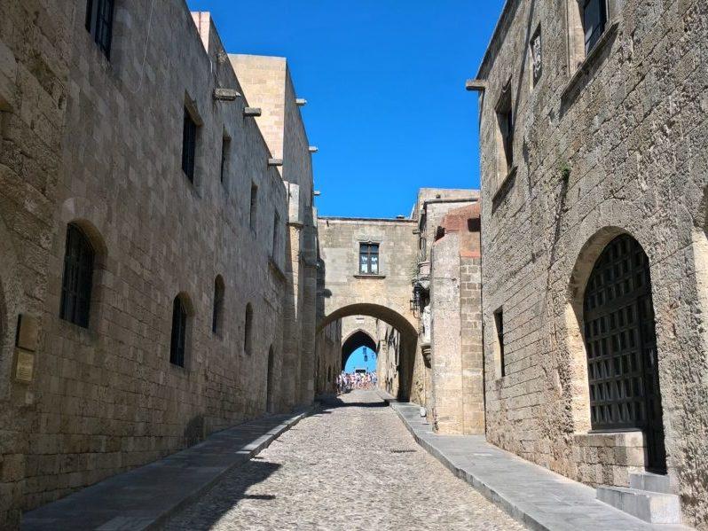 Улица Рыцарей