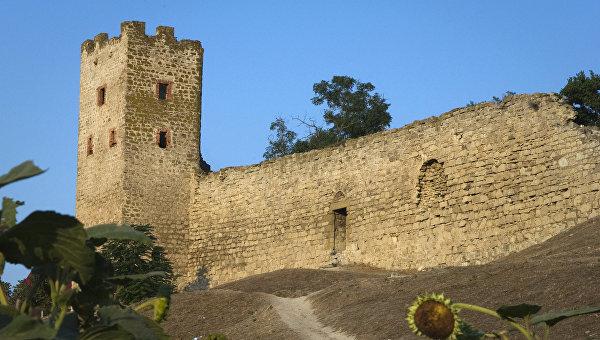 Византийская стена
