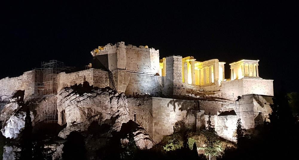 Акрополь в Афинах