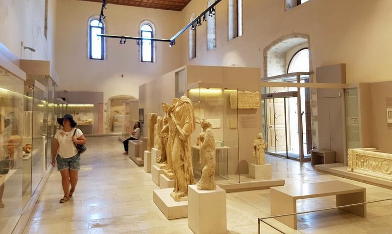 Археологический музей в Ретимно