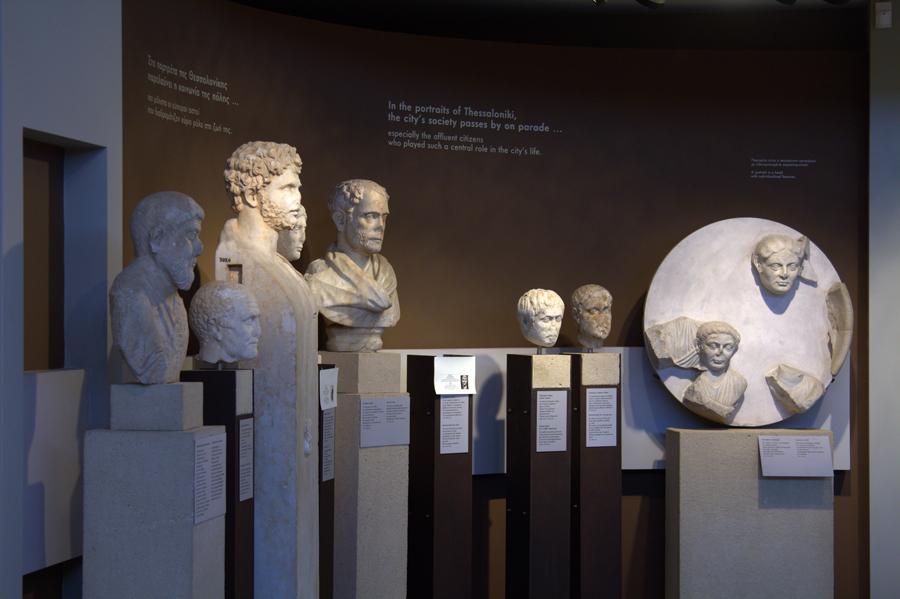 археологический музей Салоников