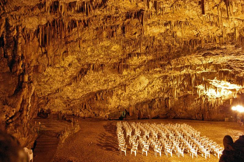 Пещера Дрогарати Кефалония