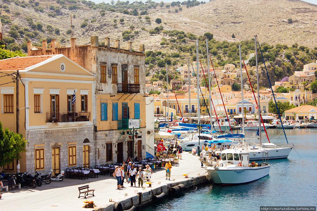 Курорт Фалираки, остров Родос