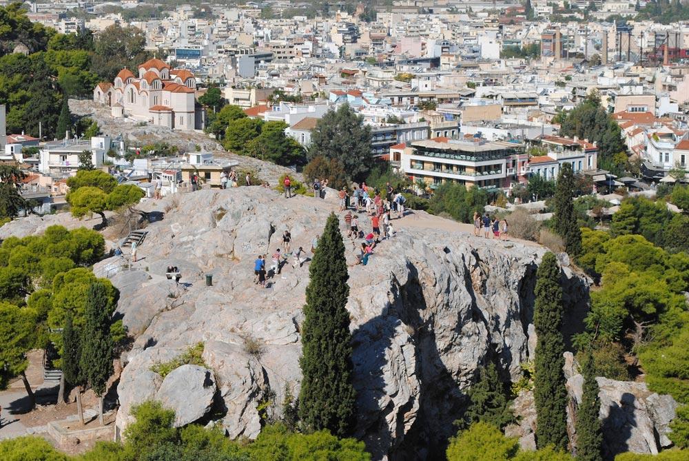 Холм Ареопаг