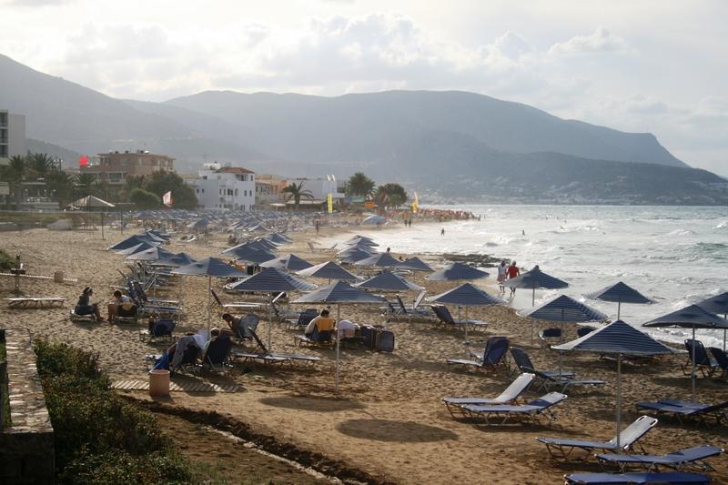 Пляж Малия, Ираклион, Крит