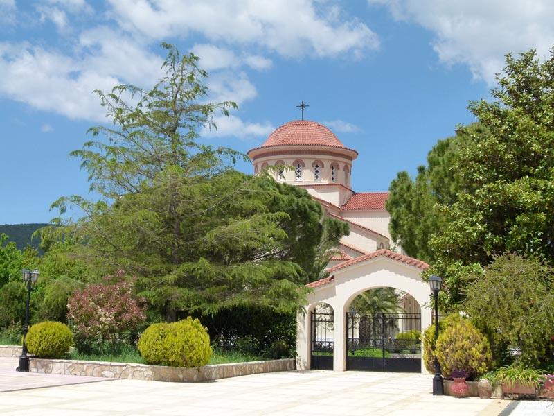 Монастырь Св. Герасима, Кефалония