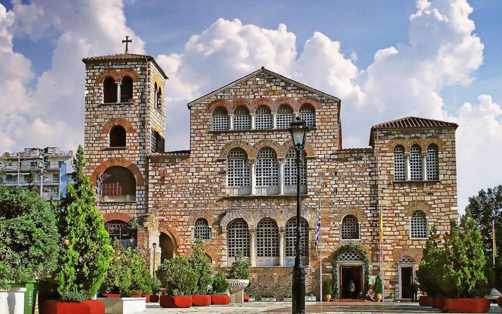 Собор святого Дмитроса в Салониках