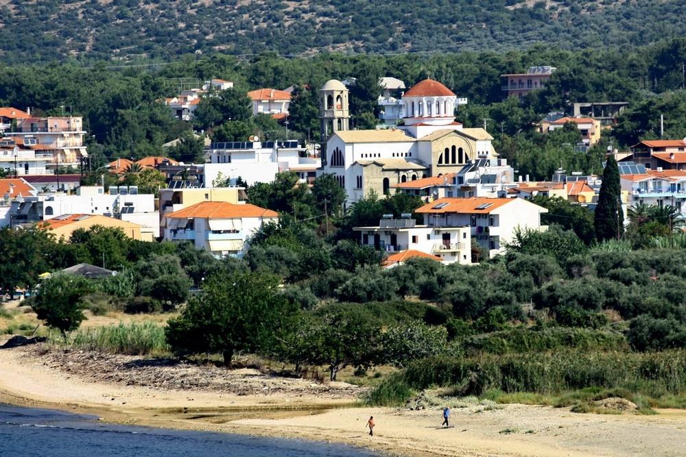 Потос, остров Тасос, Греция