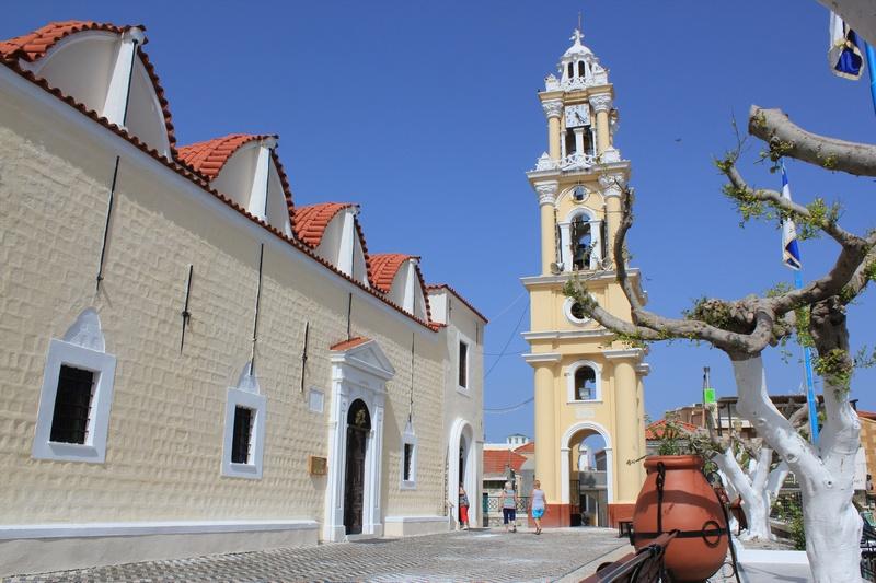 Церковь Успения Богородицы на о. Родос